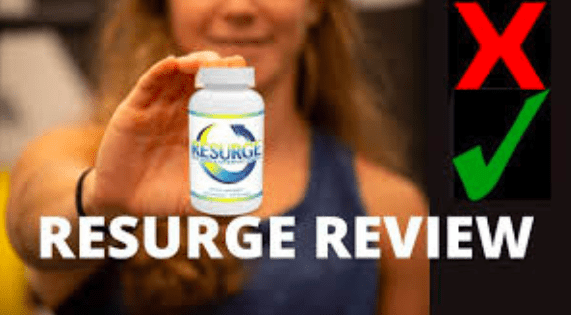 Resurge Supplement Honest Review