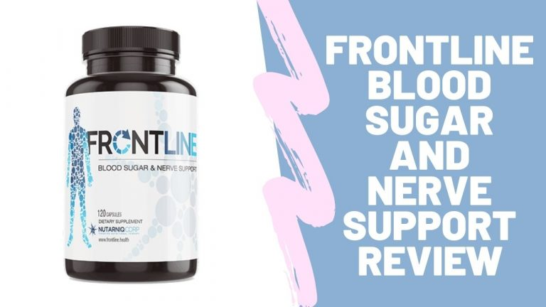 Frontline Blood Sugar and Nerve Support Review: 9 Undeniable Facts
