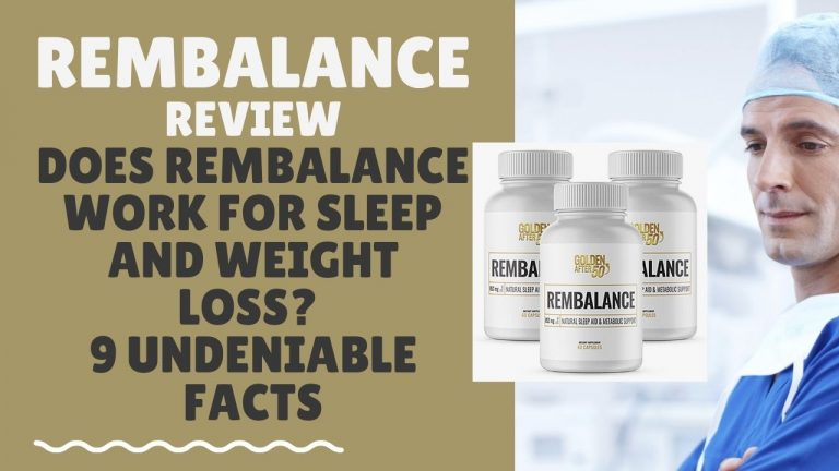 Rembalance Review – Does RemBalance Work for Sleep and Weight Loss? 9 Undeniable Facts