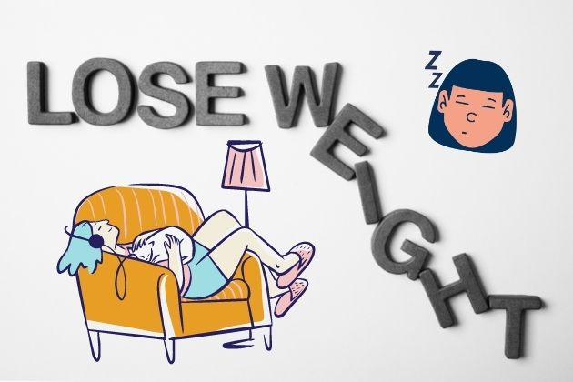 Losing Weight While Sleeping